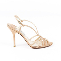 Jimmy Choo Strappy Leather Sandals SZ 39 - $145.00