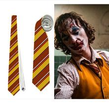 necktie inspired by the joker phoenix costume  tie - $24.00