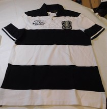 Polo Ralph Lauren Short Sleeve Polo Shirt M Classic Fit 937001 Boathouse Black - $59.89