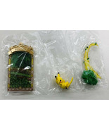From Japan Pokemon Pocket Monster Interior Figure Stained Glass Collection - $15.84