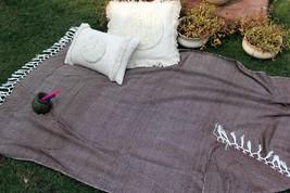Chenille Decorative Sofa Throw Blanket Boho Chick Blanket, Decorative So... - €53,47 EUR