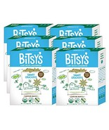 Bitsy's Multi-Pack Organic Smart Crackers, Garden Ranch, 5 Ounce, 6 Count - $32.17