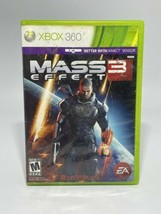 Mass Effect 3 (Microsoft Xbox 360, 2012) Complete Tested - $9.23