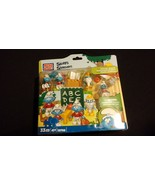 The Smurfs Schoolin' Smurfs Mega Bloks 33 Pieces - $25.00