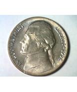 1952 JEFFERSON NICKEL CHOICE UNCIRCULATED SUPER COLOR OBV REV NICE ORIGI... - $38.00
