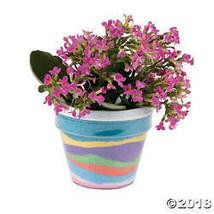 Sand Art Flowerpots - $21.74