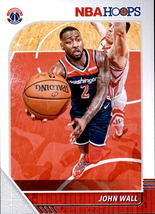 John Wall 2019-20 Panini NBA Hoops Card #191 - $0.99