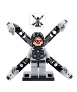 Doctor Octopus Marvel Universe Spider-Man theme Lego Minifigures Toy Gif... - $2.95