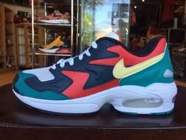 Mens Nike Air Max2 Light BV1359-600 Running Shoes  - $159.95