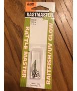 Acme Kastmaster SE124r 1/24 oz 1.18g  SSGLW RARE VINTAGE-SHIP N 24h - $7.90