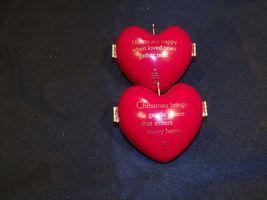 Hallmark Keepsake Christmas Ornaments Two Heart of Christmas Collector Series A image 8