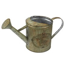 Juvale Watering Can - Rustic Iron Galvanized Water Jug with Handle, Anti... - $29.45