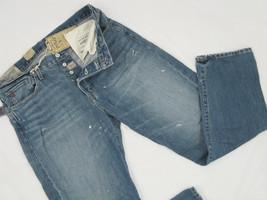 NEW Polo Ralph Lauren Cortlandt 300 Style Jeans!  *Paint & Distressed*  *Rare* - $59.99
