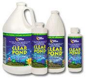 Clear Pond BSL Liquid-32 oz. ........(treats 32 000 gallons)