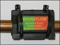 Magna-Flow Magnetic Fluid Conditioner/Fuel Saver