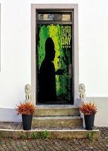 MLK Artistic Backdrop Fabric Door Cover - $49.99+