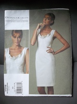BRAND NEW VOGUE DONNA KARAN 1218 12-18 - $9.50
