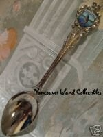 KISPIOX BC. SALMON FISH Collector Souvenir Spoon