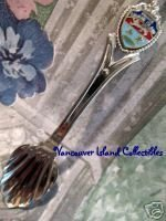 PRINCE EDWARD ISLAND Flag Collector Souvenir Spoon
