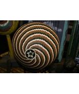 Museum Masterpiece Darien Wounaan Indian Hösig Di Spiral Artist Basket 3... - $2,849.05