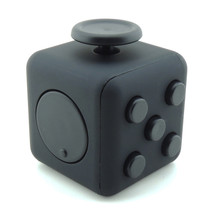 Ty stress relief gift adults kids focus attention therapy black black spin click corner thumb200