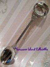 VANCOUVER BC. British Columbia AQUARIUM Souvenir Spoon - $5.99