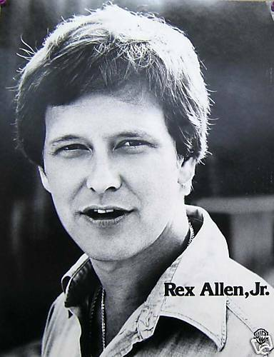 Primary image for REX ALLEN JR. POSTER, 1976 (Z9)