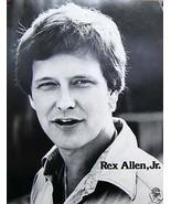 REX ALLEN JR. POSTER, 1976 (Z9) - $13.99