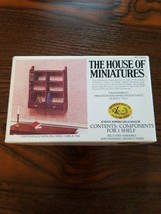 The House Of Miniatures Chippendale Hanging Shelf No. 40032 - $14.80