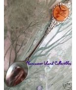 NIPIGON Ontario Souvenir Spoon NIPIGONOOSE - $5.99