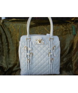 Marc Jacobs White Maiden Quilted Leather $1300++ - $349.99
