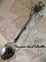 SAINT JOHN New Brunswick BRIDGE Souvenir Spoon