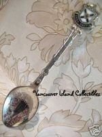 NOVA SCOTIA FLAG Collector Souvenir Spoon