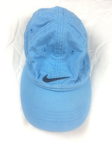 Nike Kids Hat Size 4 to 7 Light Blue Hook And Loop  - $15.29