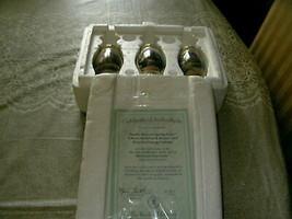 THOMAS KINKADE SPICE OF LIFE HEIRLOOM PORCELAIN SPICE JAR COLLECTION GAR... - $22.76