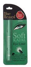 Blue Heaven Soft Kajal Eyeliner, Green, 0.31g - $11.89