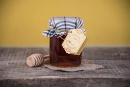 Fir Honey 500gr-19.84oz Unique mountain honey Greek Honey - New Harvest - $24.48