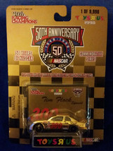 1998 Racing Champions 1:64 Scale Toys R Us Gold 1/9998 #300 Tim Flock Special - $7.55