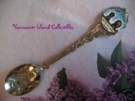 Fort Steele British Columbia Collector Souvenir Spoon - $6.99