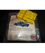 Esso Original Yellow Household Clips in Carrying Case - $15.00