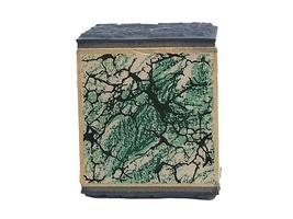 Stampendous-1993 Marble Texture Cube-Rubber Stamp