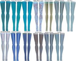 Light Blue Doll Stockings for Ideals Miss Revlon 18, 20, 22 & Little Mis... - $5.99
