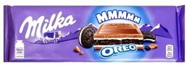 Chocolate Milka OREO Milk Chocolate Bars 10.6 OZ - $7.92