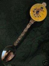 North Battleford SK. Train Track Back 88 Souvenir Spoon - $5.99