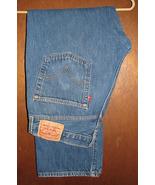Men's Levi's 501 XX Button Fly Blue Jeans Size 36x30 - $17.99