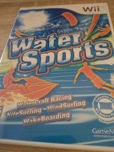 Nintendo Wii Water Sports image 1