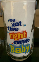 Pepsi Glass Right One Baby - $11.88