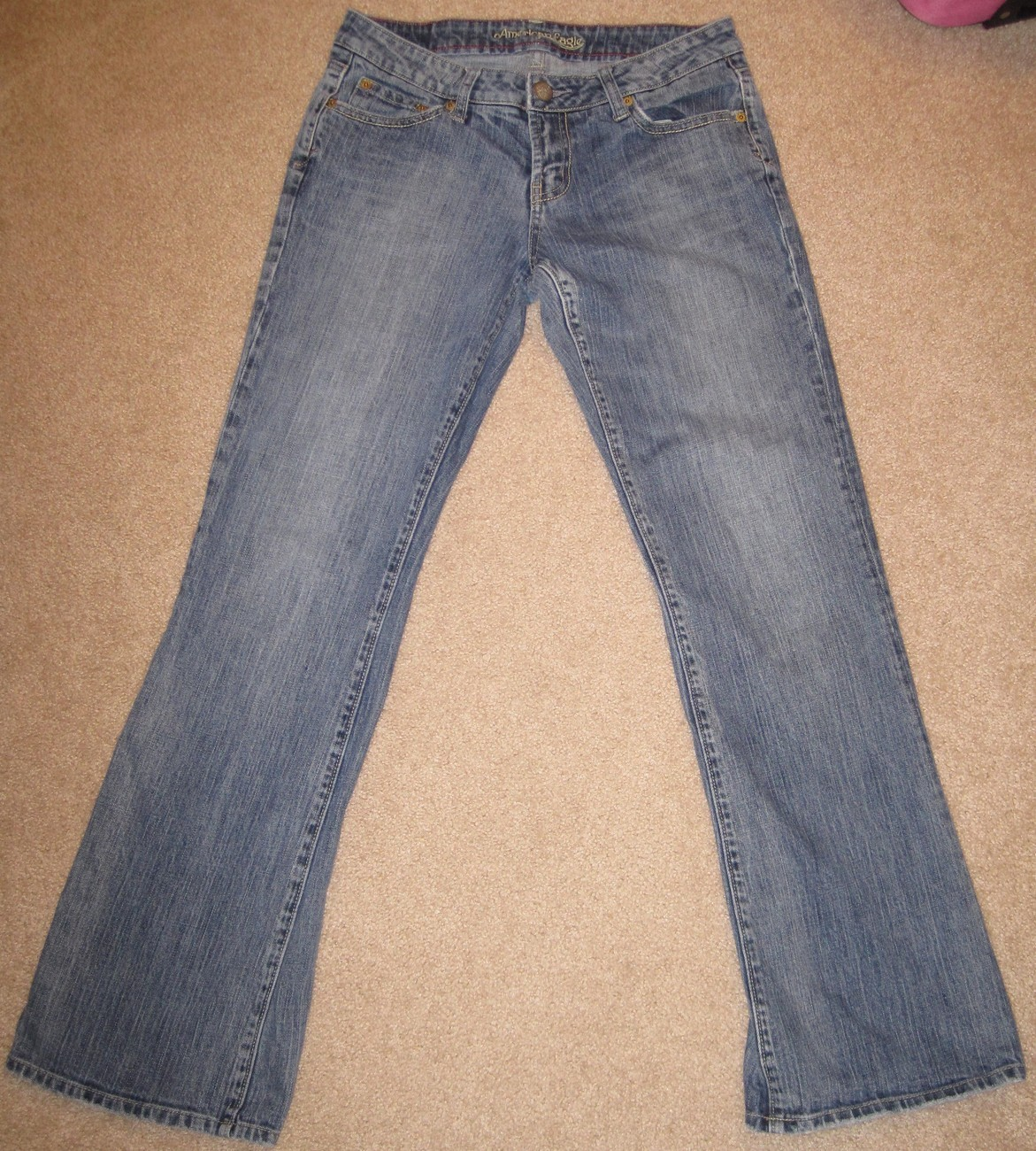 American Eagle Hipster Flare Jeans 6 Regular and 50 similar items