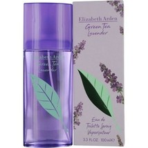Green Tea Lavender for women Eau De Toilette Spray 3.3 oz  fragrance - $39.95