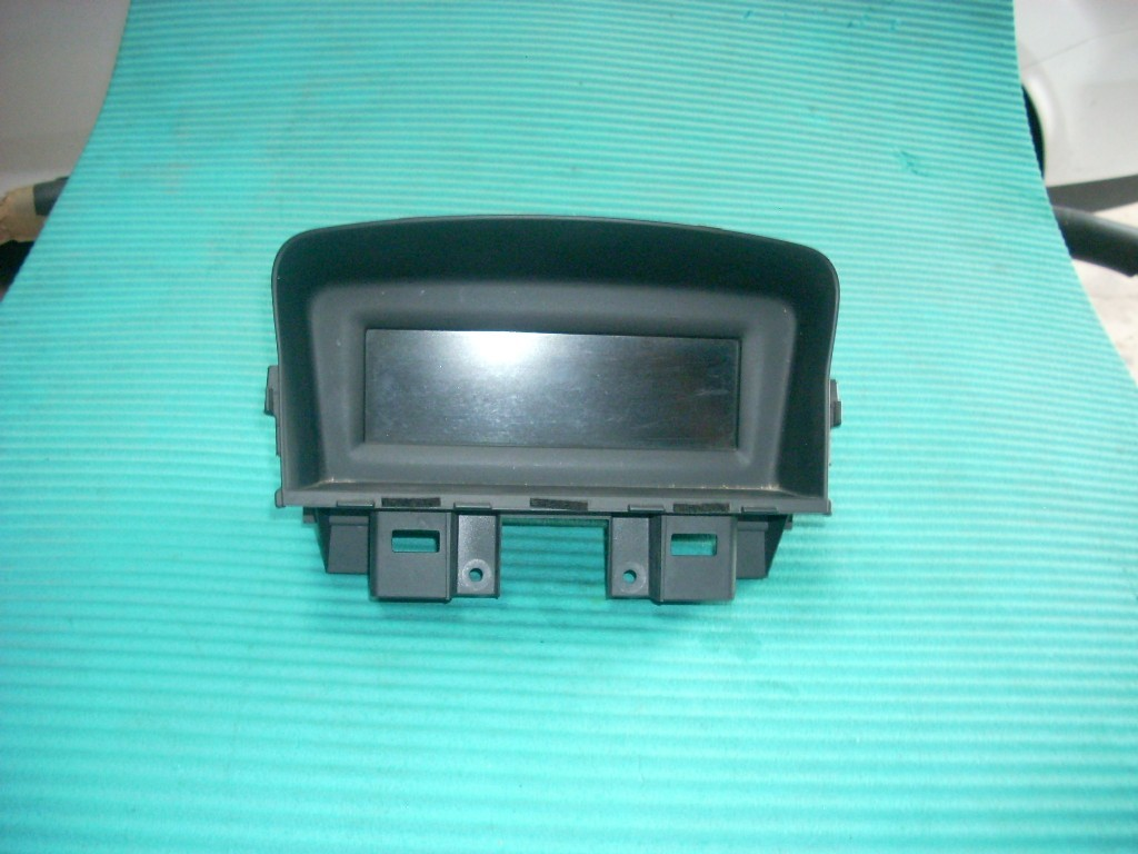 2013 2014 2015 2016 CHEVROLET CRUZE INFORMATION DISPLAY SCREEN 22858074 GENUINE